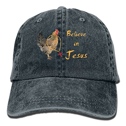 DA41SXK1 Cap Believe In Jesus Attitude Cap Baseball Hat Head-Wear Cotton Snapback Hats - Anaheim Center Shopping