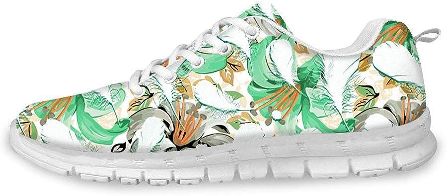 Green Floral Print Women's Fashion