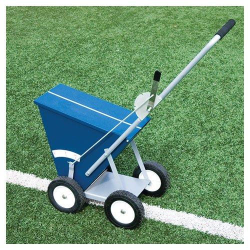 Alumagoal 4-Wheel Dry Line Marker- 65 Lb. Capacity
