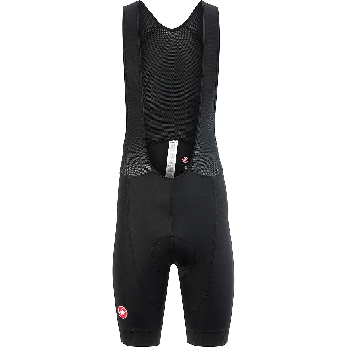 Castelli Cento Bib Short - Men's Black, S