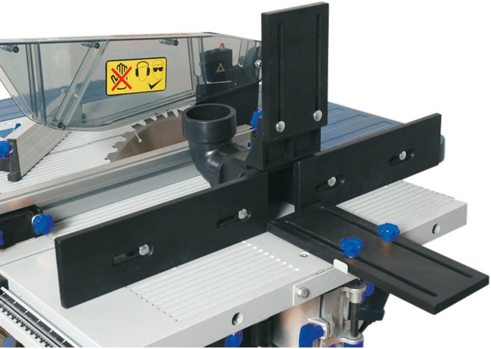 Con soporte para fresadora Fox F36-527C Sierra de mesa /Ø Disco: 254mm