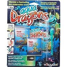 Aqua Dragon ID4004 S - Grow Prehistoric Aquatic Creatures - Blister Pack