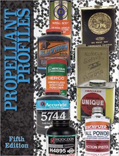 Propellant Profiles (Revised and Expanded): Wolfe Publishing