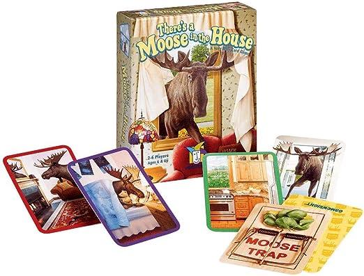 Gamewright - Juego de Cartas, 2 a 5 Jugadores (Ceaco 227) [Importado de Inglaterra]: Amazon.es: Juguetes y juegos