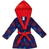 Character Kids' Velvet Fleece Hooded Robe