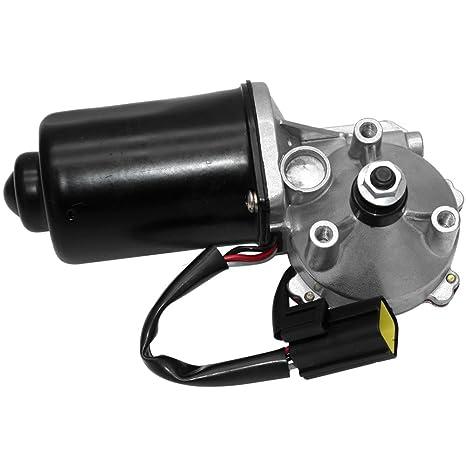 WM 019 12 V motor limpiaparabrisas delantero con dlb101542: Amazon ...
