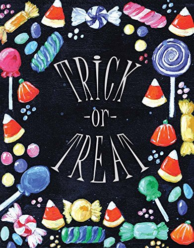 Trick or Treat by Anne Seay Art Print, 17 x 22 inches]()