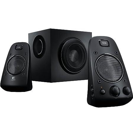 Renewed  Logitech Z 623 2.1 Channel THX Certified Multimedia Speakers Multimedia Speaker Systems