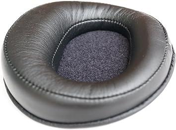 Amazon.com: Almohadillas de piel para auriculares DENON AH-D5000