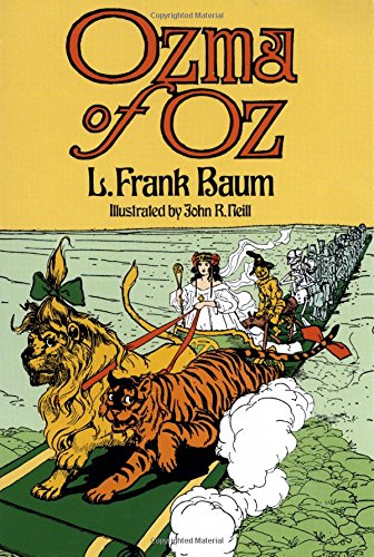 Ozma of Oz (Dover Children's Classics)