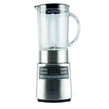 Crena 8731 Batidora de Vaso, 1000 W, 1.5 litros, Vidrio, Metal: Amazon.es: Hogar