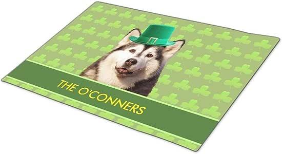 GoGy Monogrammed Door Mat Animal Modern Door Mat