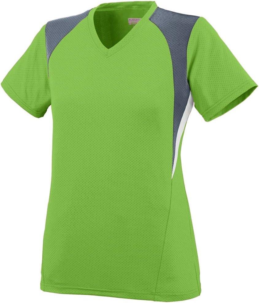 TALLA US Large. Augusta Sportswear Niñas 'Mystic Jersey