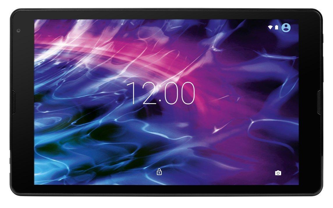 Medion E10513 25,7 cm (10,1 Zoll Full HD Display) Tablet-PC (MTK Quad-Core, 2GB RAM, 32GB Speicher, Android 7.0) Titan
