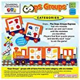 Learning Advantage 2124 Oops Groups Categories