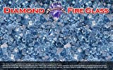 Sapphire Blue – Fireplace Fire Pit Glass – 5 Lbs. Review