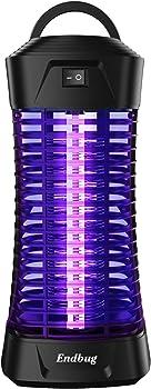 Cokit Electronic Mosquito Killer Indoor UV Light Toxic Zappers