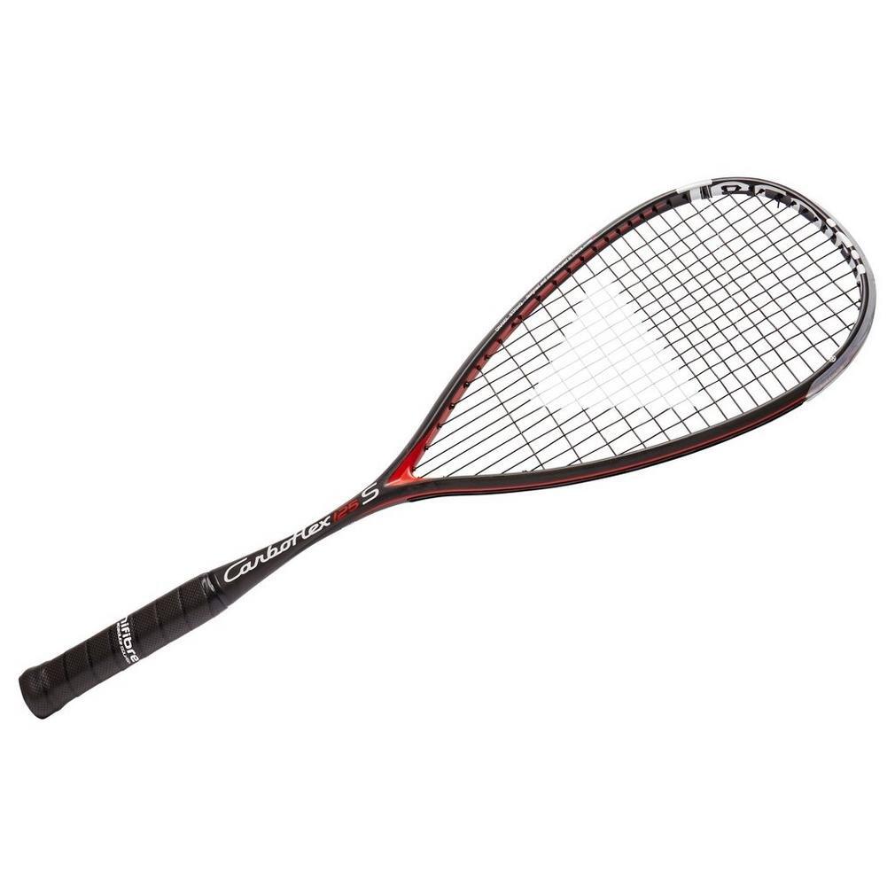 Tecnifibre Carboflex S Squash Racquet Series 125 130 135g Weights Available