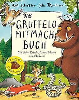 3 x 24 Teile Puzzle Spiel Deutsch 2017 Mein Freund der Grüffelo Der Grüffelo
