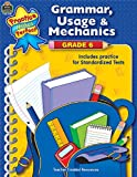 Grammar, Usage and Mechanics, Grade 6, Melissa Hart, 0743937813