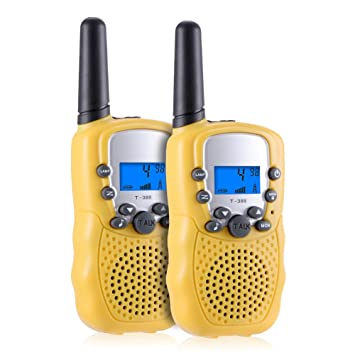 Selieve Toys For 3 8 Year Old Boys Teen Girl Gifts Walkie Talkies