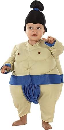 chiber Disfraces Disfraz Luchador Sumo para Bebe (6-12 Meses ...