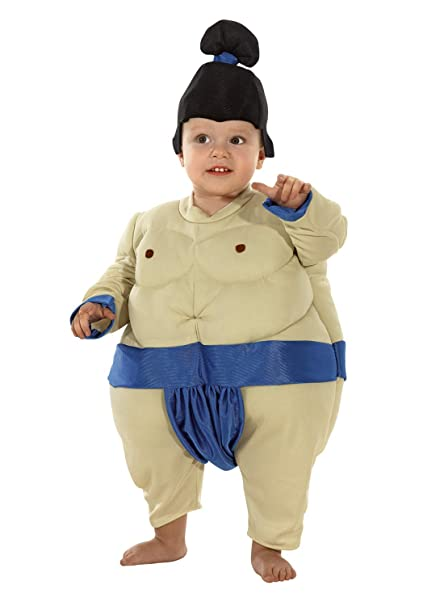 chiber Disfraces Disfraz Luchador Sumo para Bebe (13-18 Meses)