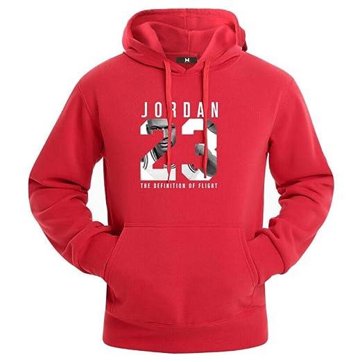 Amazon.com: Jordan 23 Hoodie Men Sportswear Mens Hoodies Pullover Hip Hop Mens Sweatshirts: Clothing