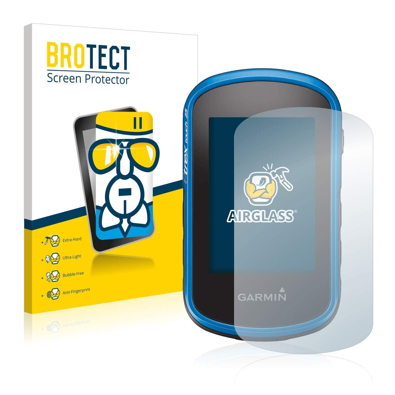 BROTECT Protection Ecran Verre pour Garmin eTrex Touch 25 AirGlass Protecteur Vitre 9H