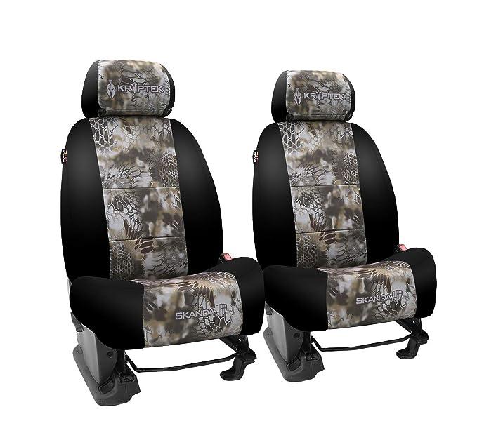 Skanda Seat Covers >> Amazon Com Front Seats Shearcomfort Custom Kryptek Neo