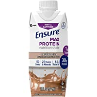 12-Count Ensure Max Protein Nutritional Shake 11 fl oz