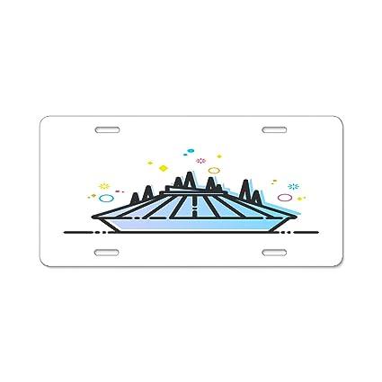Amazon com: KuyuqudGVg Disney World Space Mountain Ride