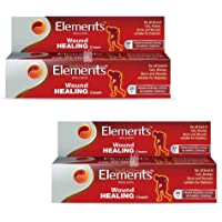 Elements Wound Healing Cream - Effective On High Sugar People (2 x 25 gms tube)