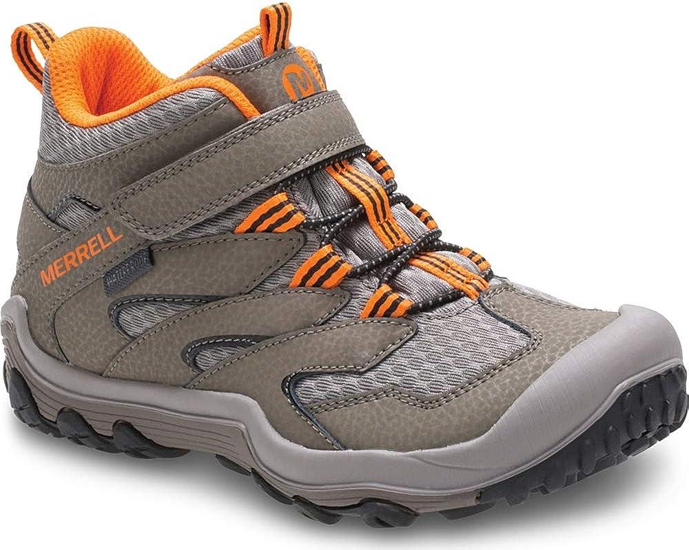 Merrell Kids Chameleon 7 Access Mid a//C WTRPF Hiking Shoe