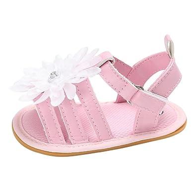 zapatos bebe niña verano Switchali Recién nacido nina primeros pasos ...