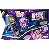 SelfieMic with Adjustable Selfie Stick With Working Microphone, Earpiece and Free App by SELFIE MIC