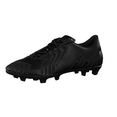 online store 79392 0fe5d adidas Predator Instinct FG Chaussures de Football pour Homme - Noir - Noir,  47 1