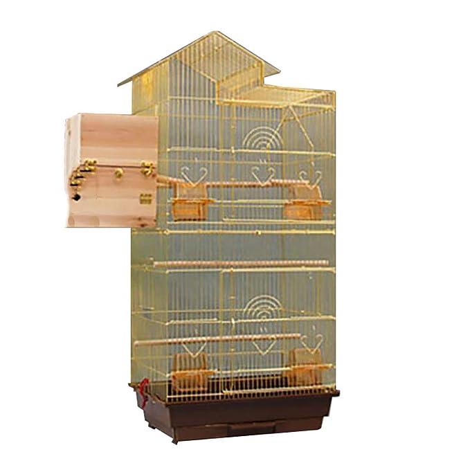 XWG Jaula Decorativa para pájaros, Jaula Grande para pájaros ...