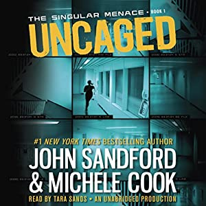 Uncaged Audiobook