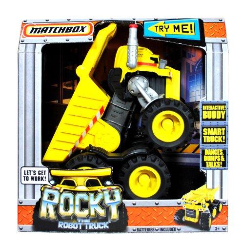 robot rocky - 5