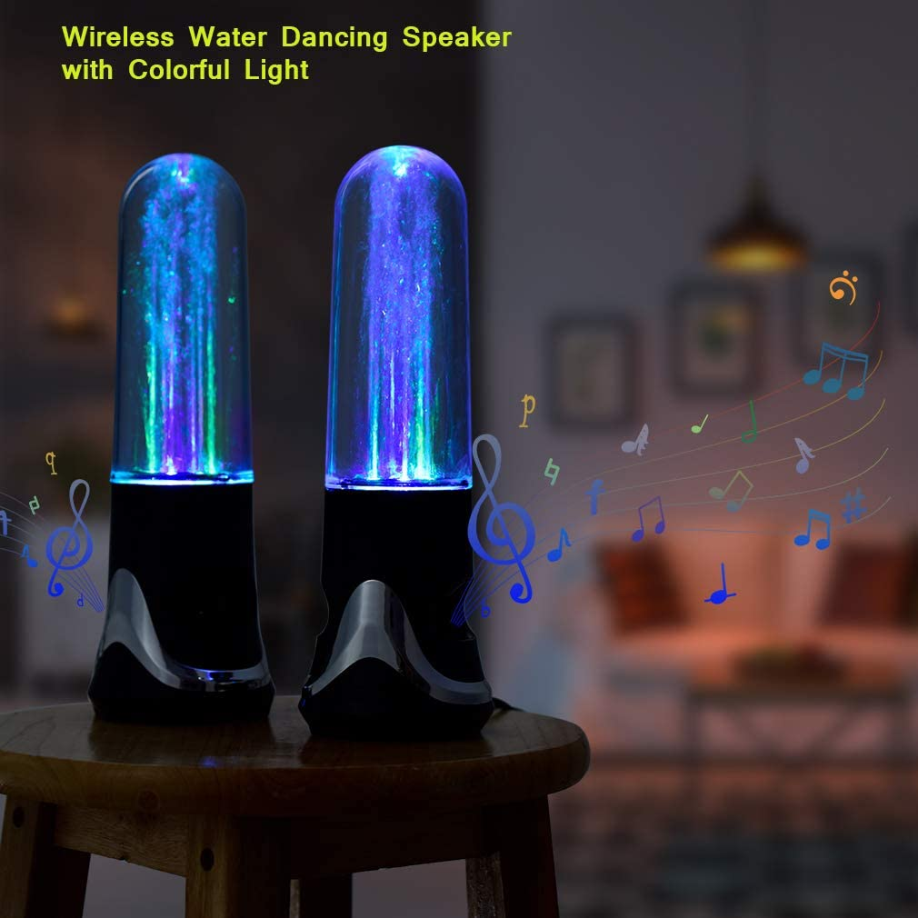 Water Dancing Bluetooth Speaker