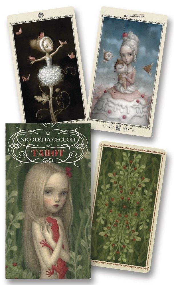 Download Ceccoli Tarot Deck pdf