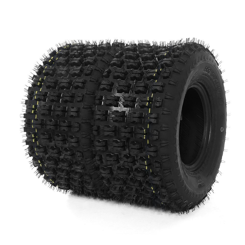 Set of 4 New Sport ATV Tires 21x7-10 Front & 20x10-9 Rear /4PR - P348 by Roadstar (Image #4)
