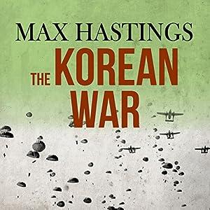 The Korean War Hörbuch