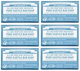 Dr. Bronner's Pure-Castile Bar Soap - Baby Unscented, 5 oz...