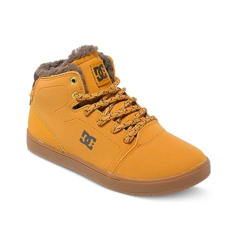 DC Shoes Crisis High Wnt - Sneaker unisex bambino  Amazon.it  Scarpe e borse 3f6322e45c2