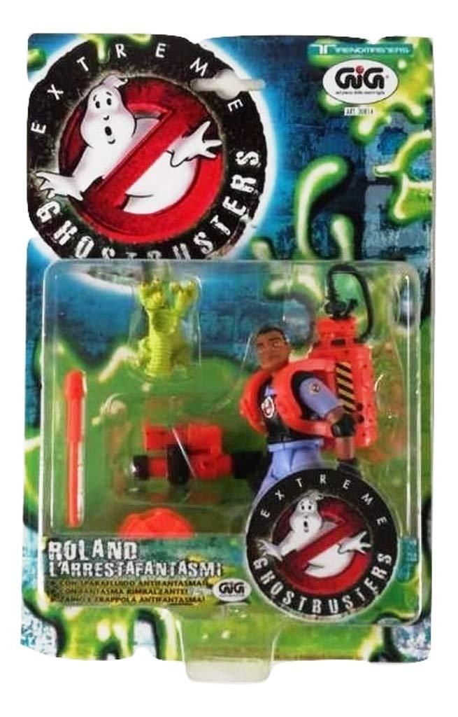 1997 Trendmasters Extreme Ghostbusters Rolandアクションフィギュアby Trendmasters Inc B017CBEBS6
