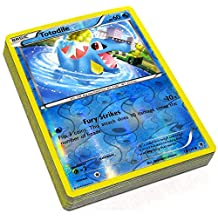 "25 Pokemon ""Shiny"" Foil Cards Grabbag [Toy]"
