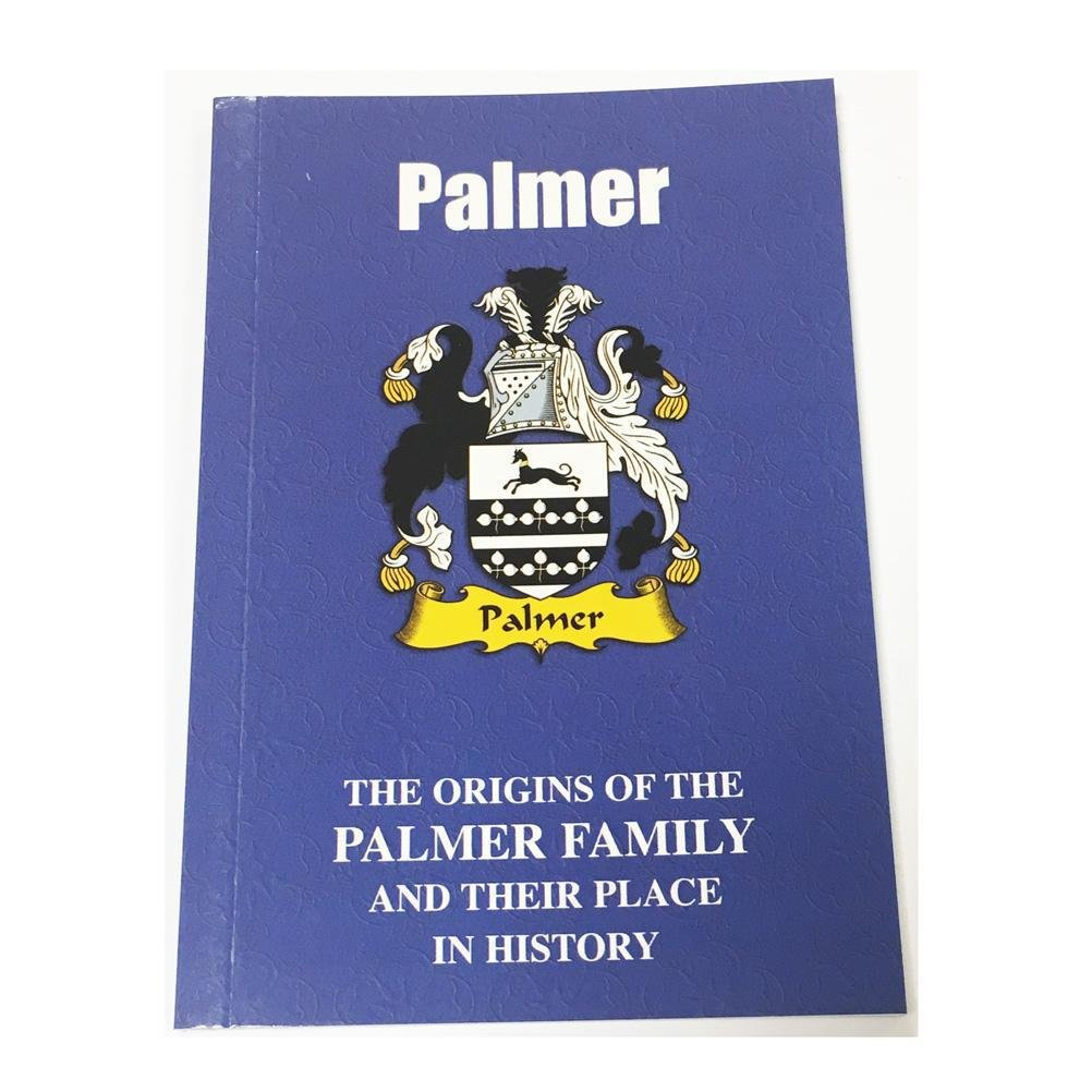 Download Palmer: The Origins of the Palmer Family and Their Place in History (English Name Mini-Book) pdf