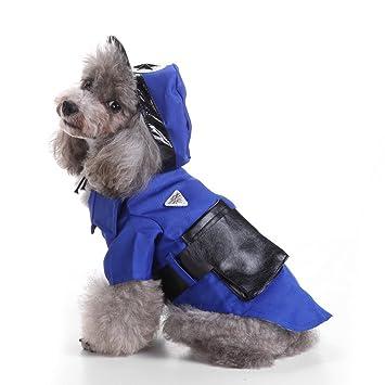 SELMAI Disfraz de policía de cachorro de Halloween con sombrero ... ebeb659aada